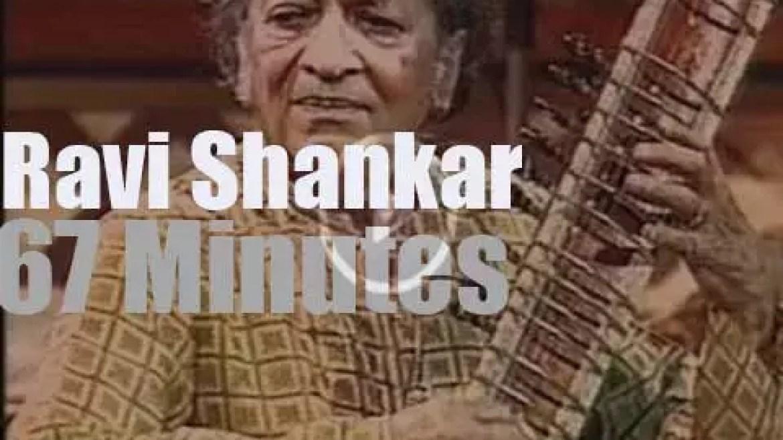 We remember Ravi Shankar