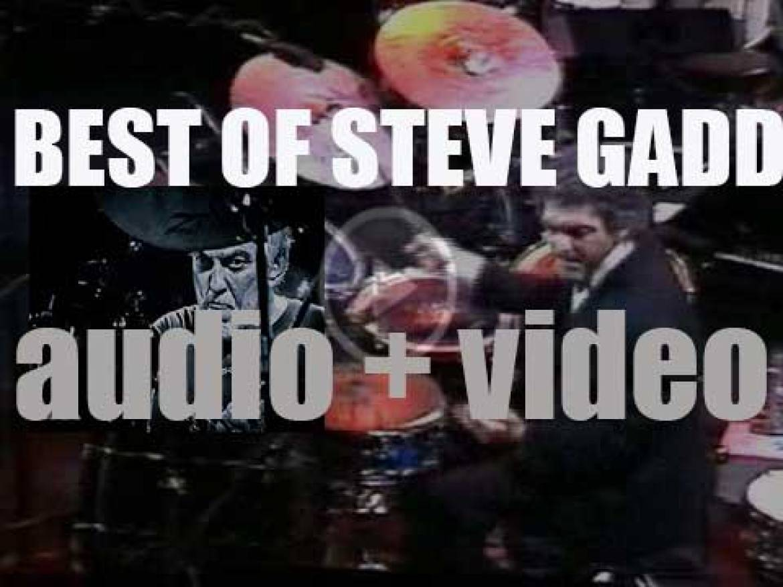 Happy Birthday Steve Gadd. 'He Is So Gadd'