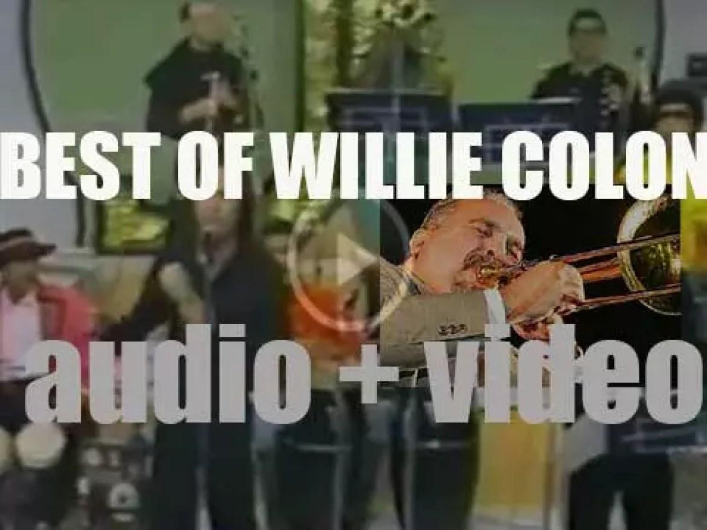 Happy Birthday Willie Colon. 'Colón Con 'Bone'