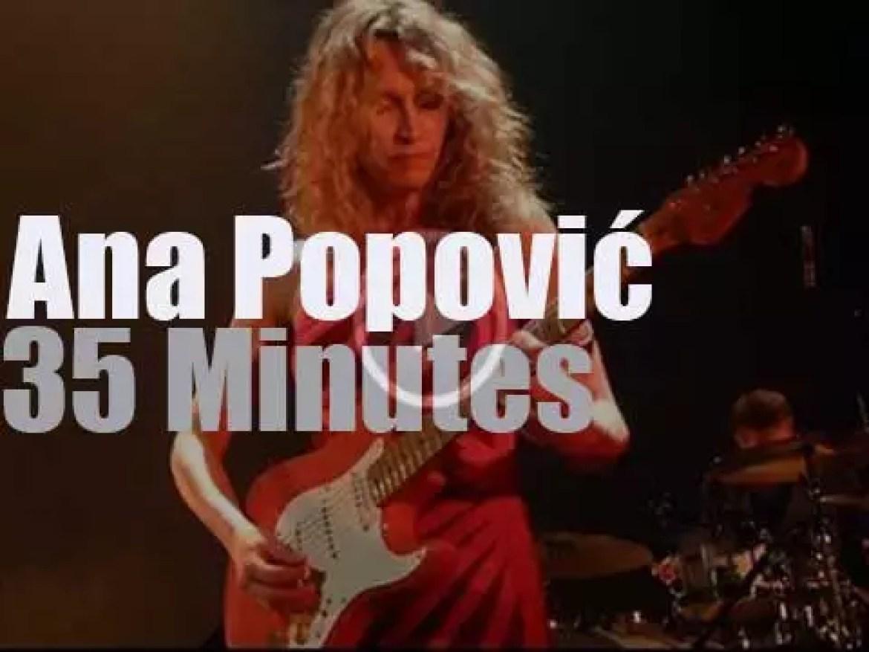 Happy Birthday Ana Popović