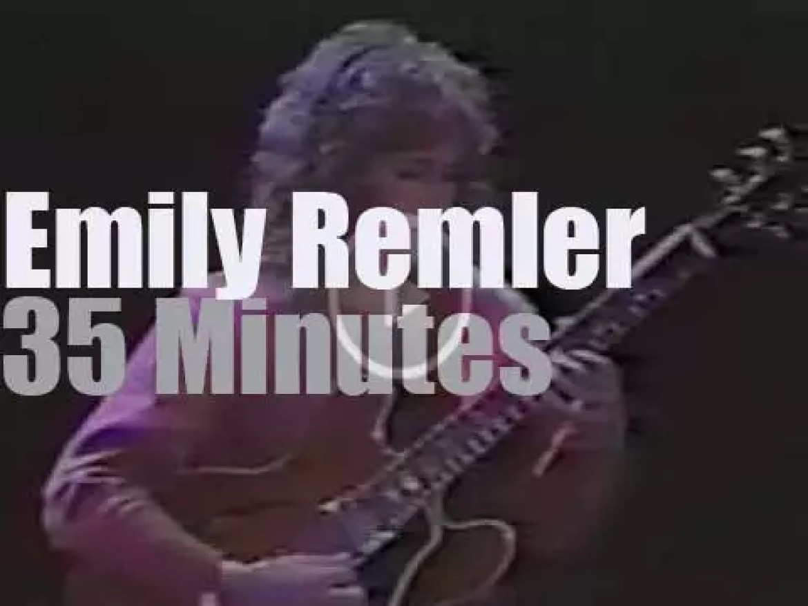 We Remember Emily Remler