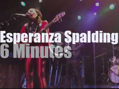 Esperanza Spalding on RVM [Radio Video Music]