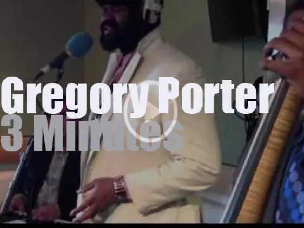 Gregory Porter covers Sam Cooke on the BBC (2014)