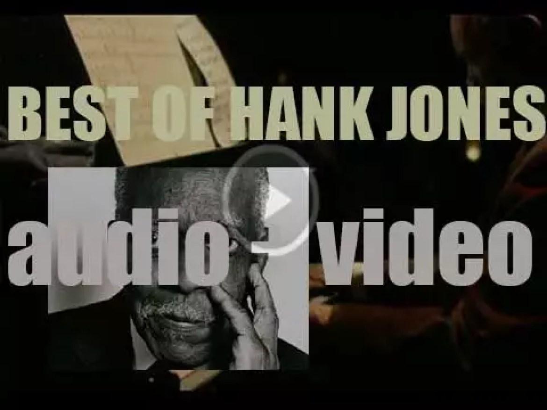 We Remember Hank Jones. 'So Long Mr. Jones'