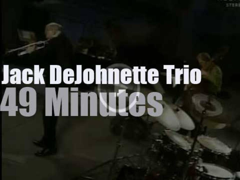 The Jack DeJohnette Trio plays in Poland (1999)