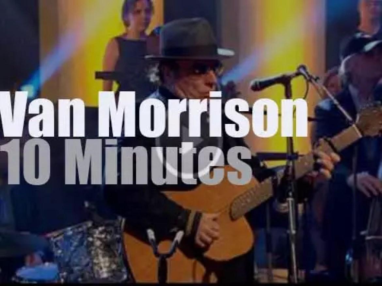 Jools Holland presents Van Morrison (2005)