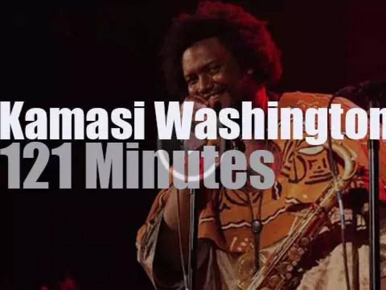 Kamasi Washington launches 'The Epic' (2015)