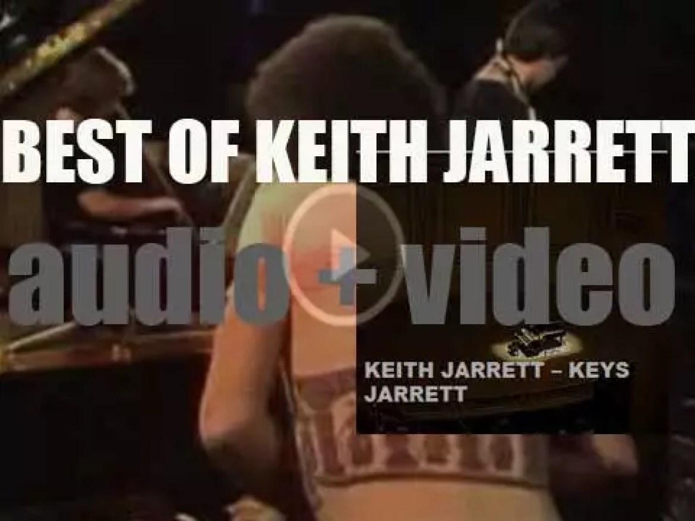 Happy Birthday Keith Jarrett. 'Keys Jarrett'