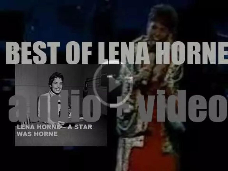We remember Lena Horne. 'A Star Was Horne'