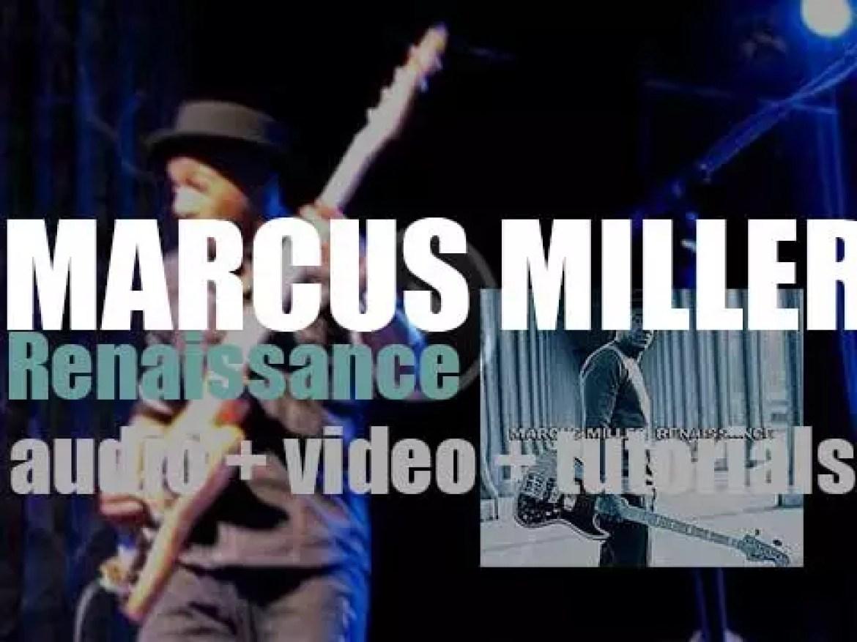 Concord Jazz publish Marcus Miller's 'Renaissance,' his nineteenth album (2012)