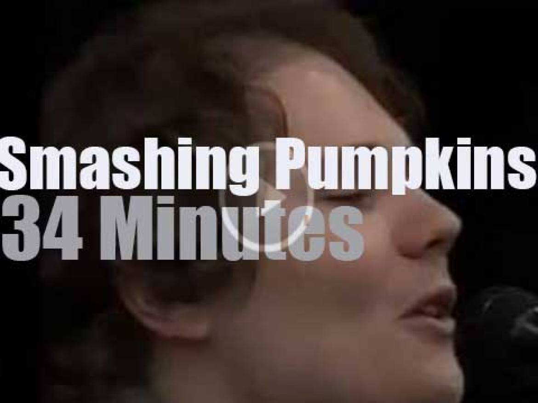 Smashing Pumpkins are at Pinkpop (1994]