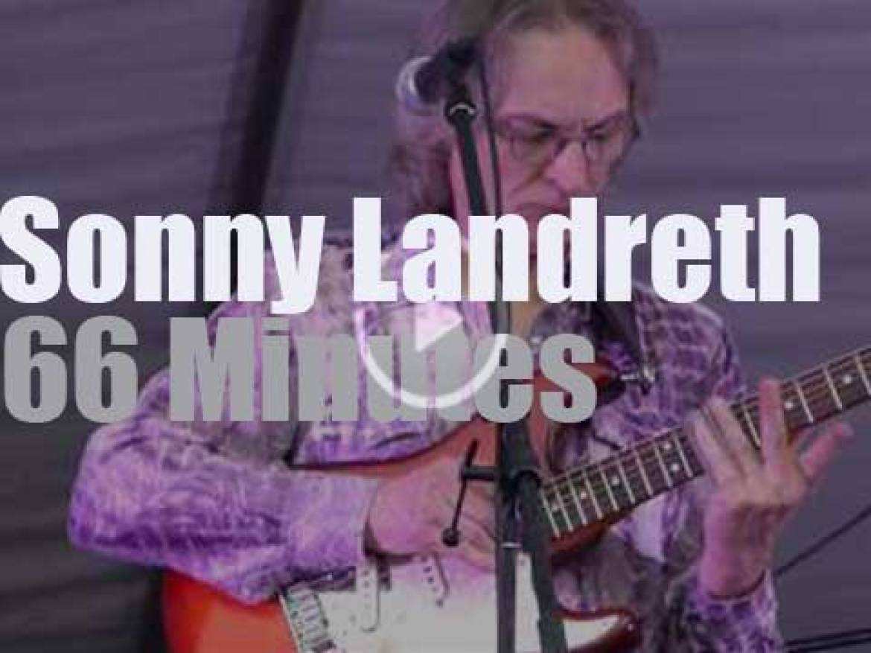 Sonny Landreth slides in Pennsylvania (2014)