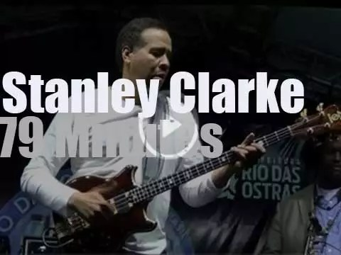 Stanley clarke band pa fasching stockholm