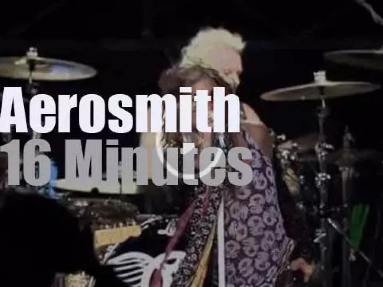 Steven, Joe & Aerosmith rock Singapore  (2013)
