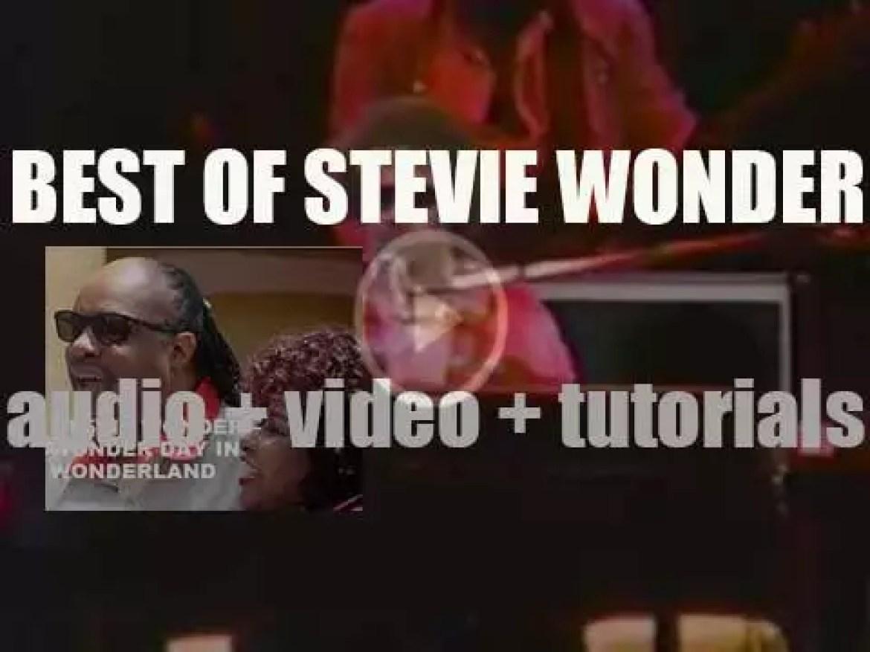 Happy Birthday Stevie Wonder. 'Wonder Day In Wonderland'