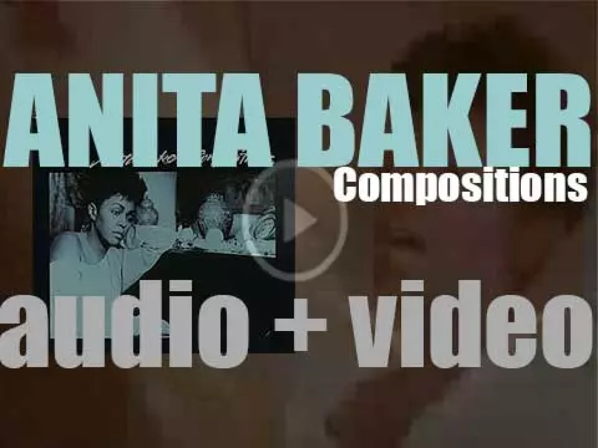 Anita Baker releases 'Compositions,' her fourth album (1990)