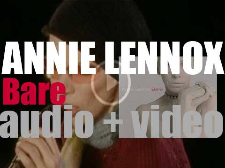 RCA publish Annie Lennox' third solo album : 'Bare' (2003)