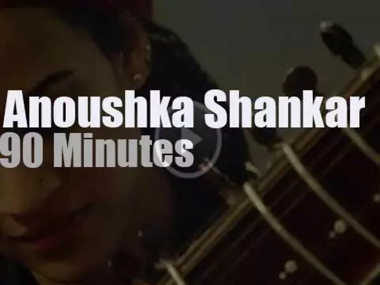 Happy Birthday  Anoushka Shankar