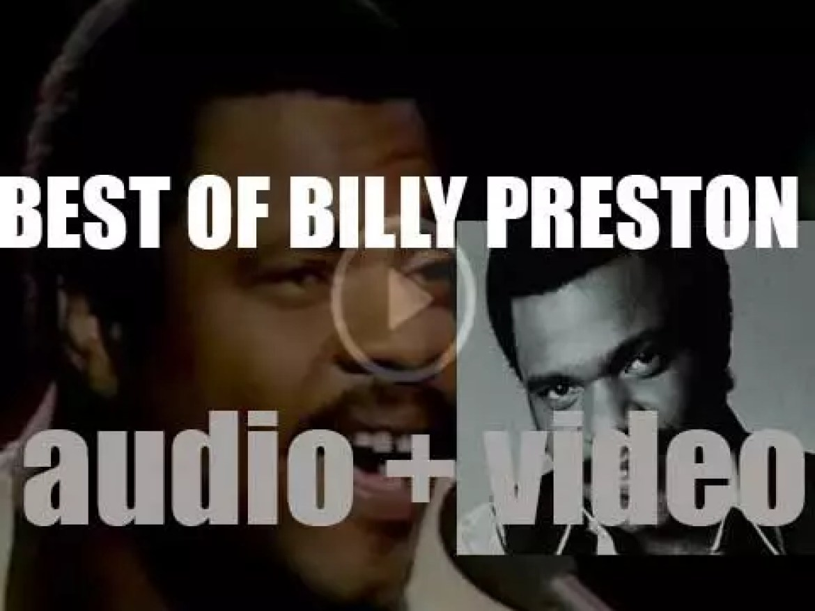 We remember Billy Preston. 'Billy the Fith'