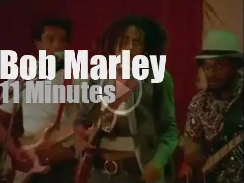 Bob Marley takes Manhattan (1975)