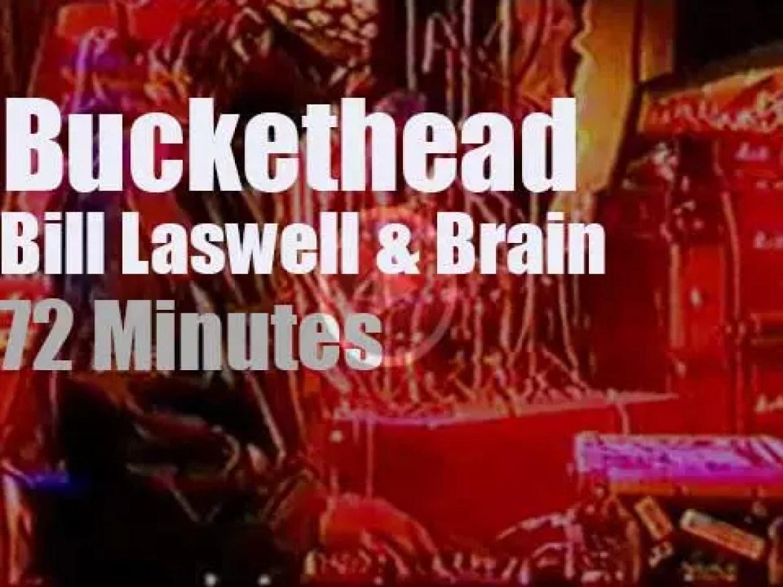Buckethead joins Bill Laswell & Brain in Warsaw (1996)