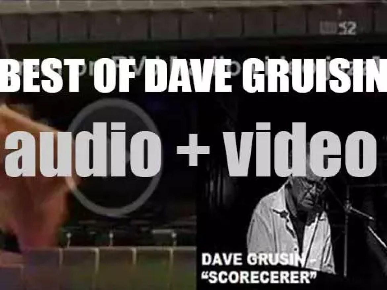 Happy Birthday Dave Grusin. 'Scorecerer'