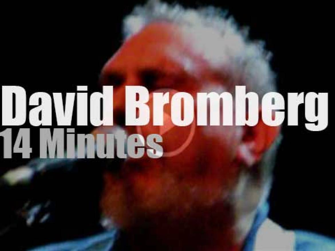 David Bromberg performs solo in Syracuse  (2011)