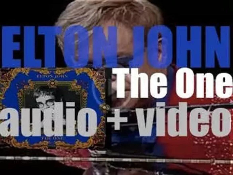 Elton John releases his twenty-third album : 'The One' (1992)