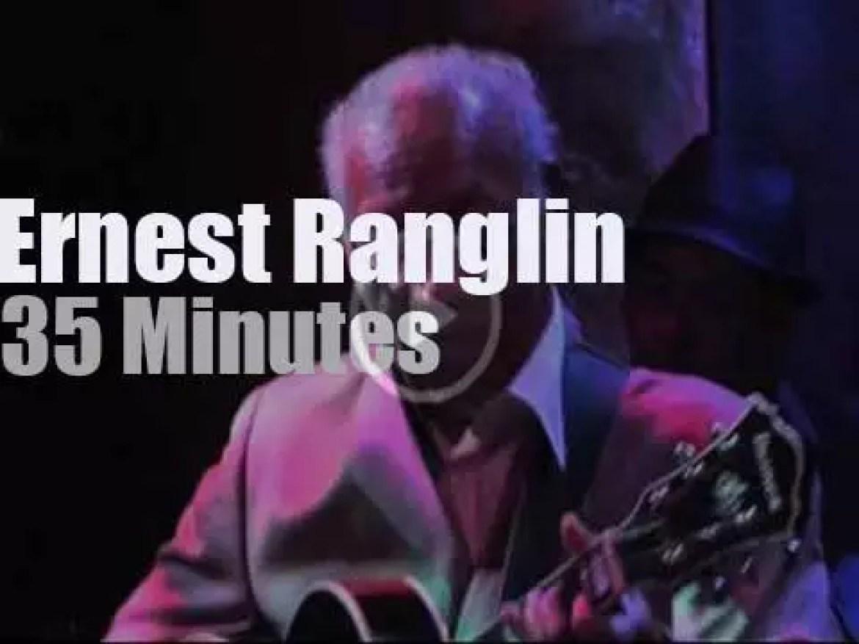 Ernest Ranglin joins Vinyl in San Francisco (2012)