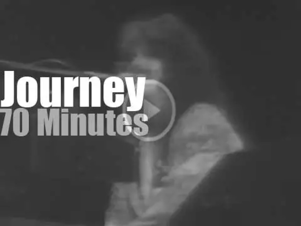 Journey is in New Jersey (1978)