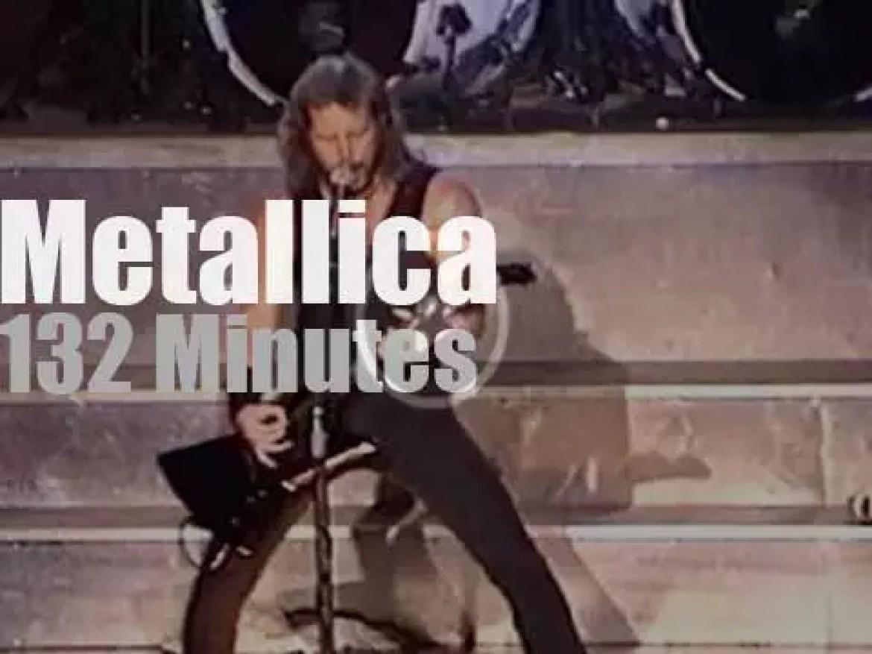 Metallica hits Middletown (1994)