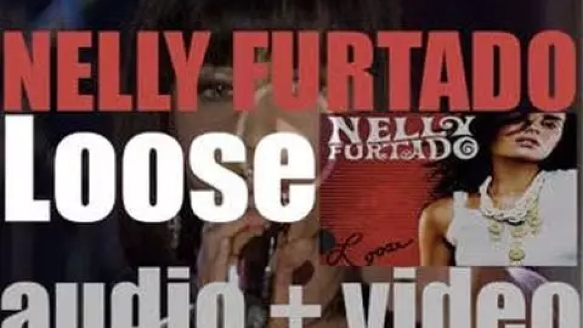 Nelly Furtado releases her third album mostly produced by Timbaland : 'Loose' featuring 'Promiscuous' and 'Say It Right' (2006)