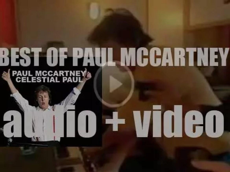 Happy Birthday Paul McCartney. 'Celestial Paul'