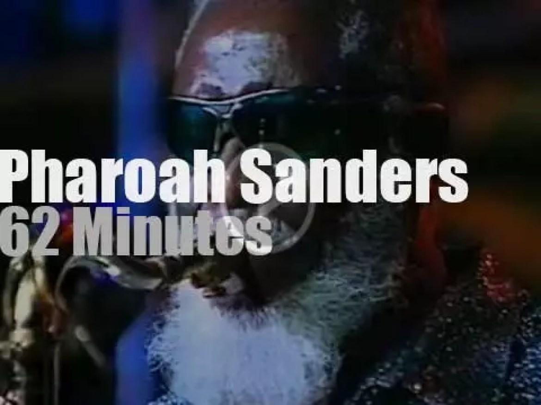 Pharoah Sanders Quintet visits Warsaw (1999)
