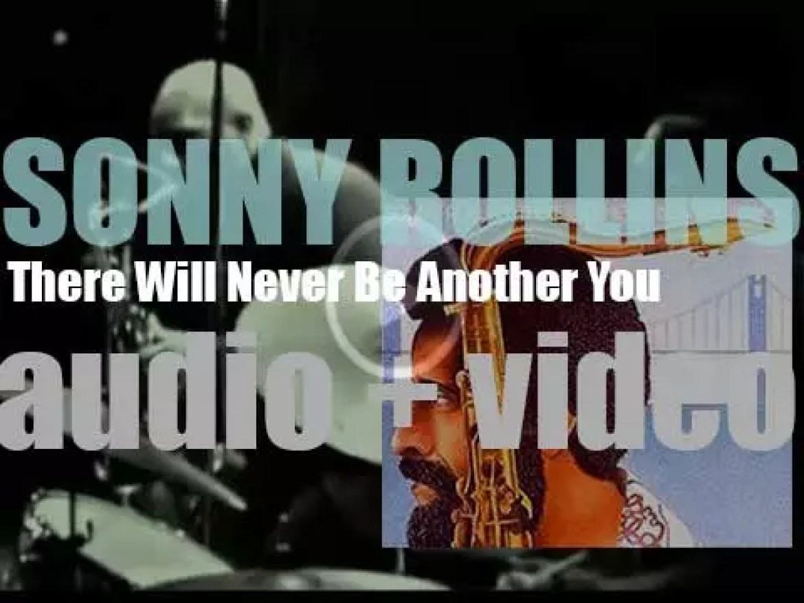 Sonny Rollins records 'There Will Never Be Another You' at Museum of Modern Art, New York (1965)