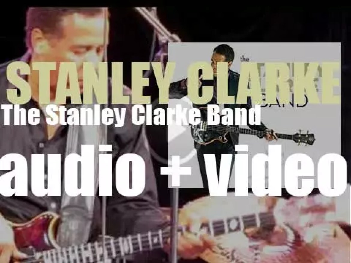 Heads Up publish 'The Stanley Clarke Band'  recorded with Ruslan Sirota, Ronald Bruner, Jr. and Hiromi (2010)