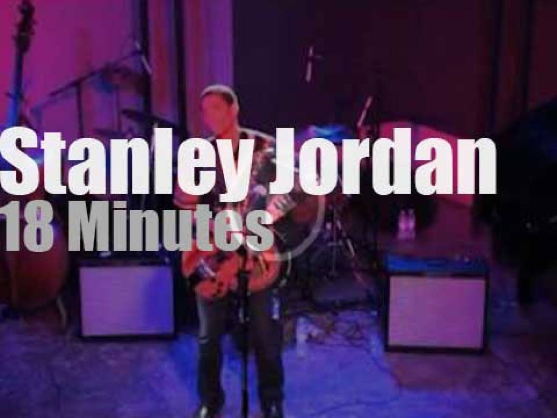 Stanley Jordan Trio plays in Lebanon (2011)