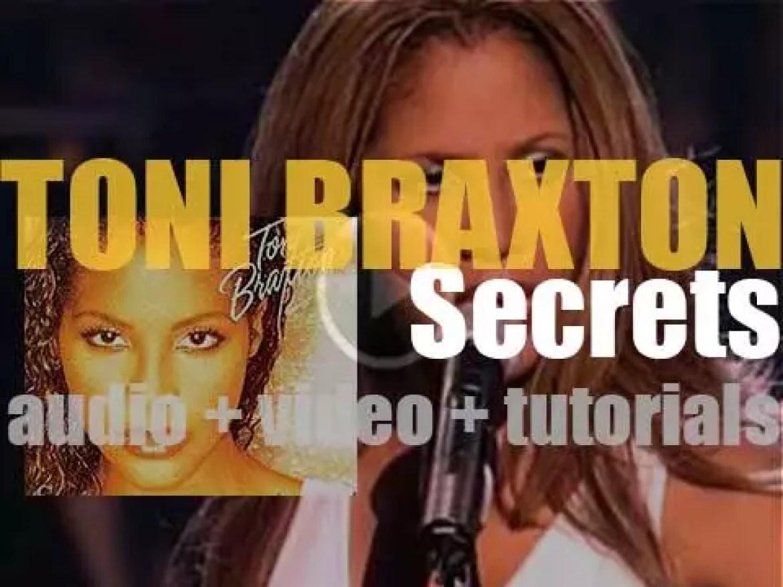 Laface publish Toni Braxton's second album : 'Secrets' featuring 'Un-Break My Heart' (1996)