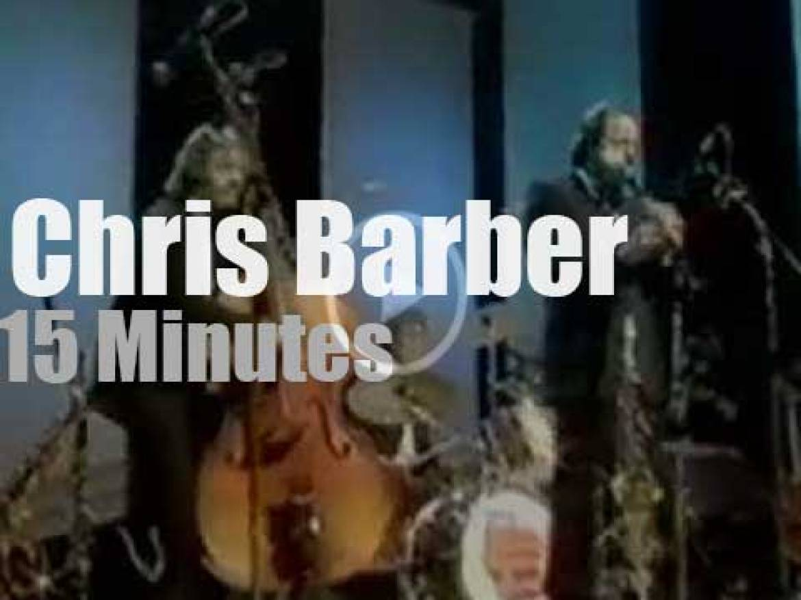 The BBC tapes Chris Barber (1982).
