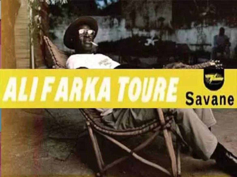 World Circuit release Ali Farka Touré's final solo album : 'Savane' (2006)