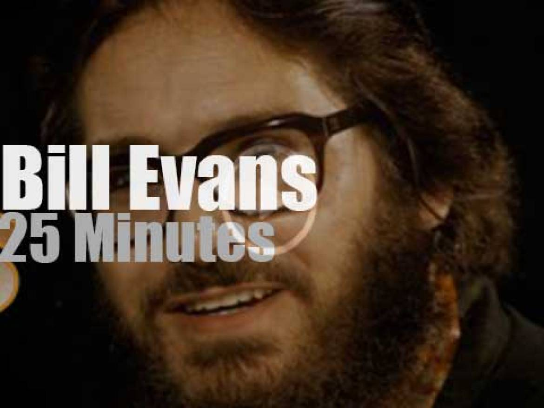 Bill Evans takes his Trio to Umbria Jazz (1978)