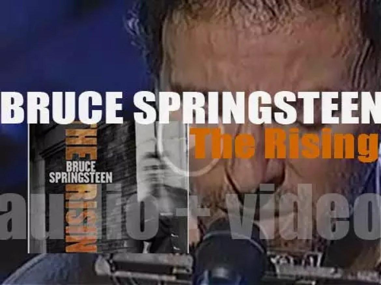 Columbia Records publish Bruce Springsteen's twelfth album : 'The Rising' (2002)