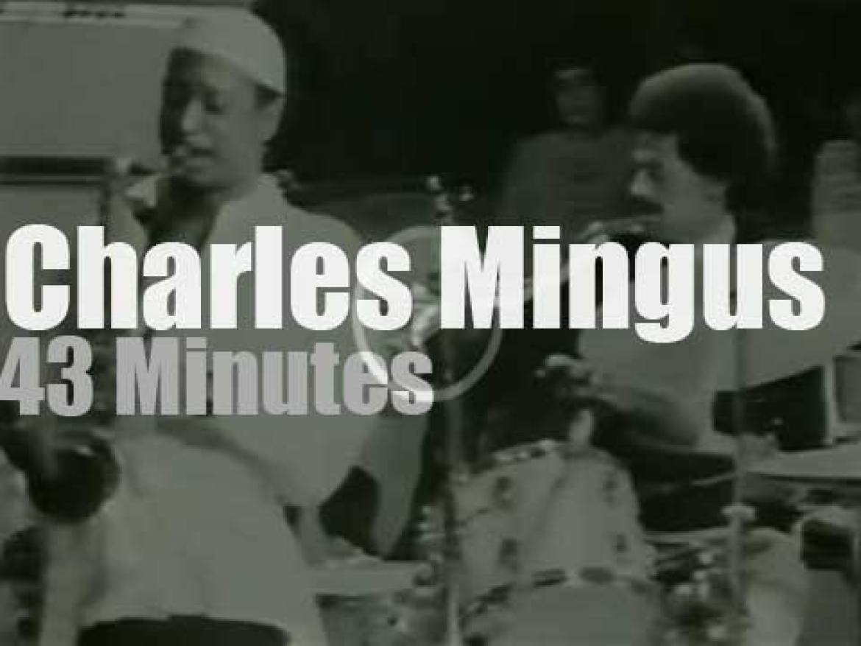 Charles Mingus is at Umbria Jazz (1974)