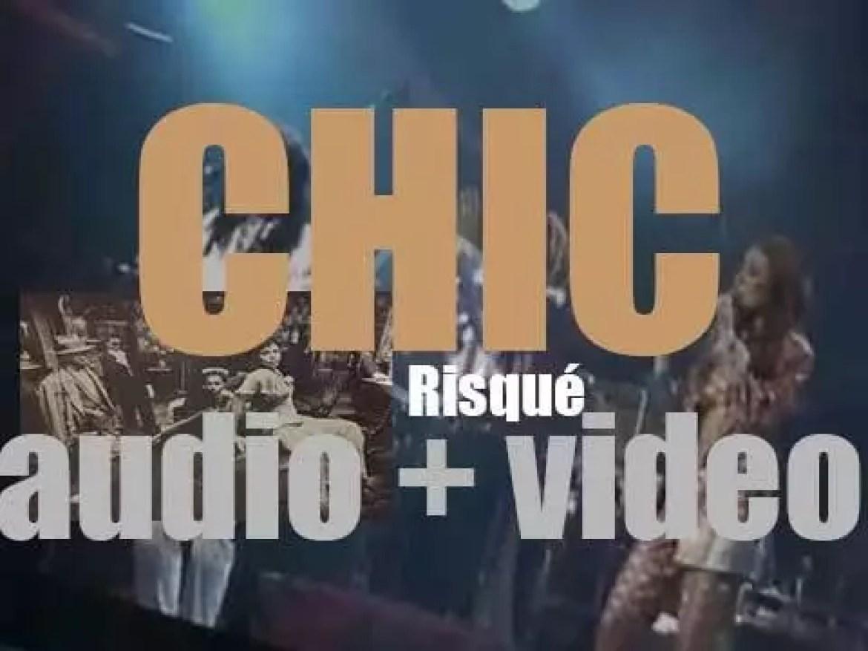 Chic release their third studio album 'Risqué' featuring 'Good Times' (1979)