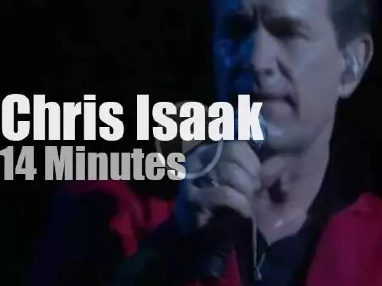 Chris Isaak is in Murcia (2010)