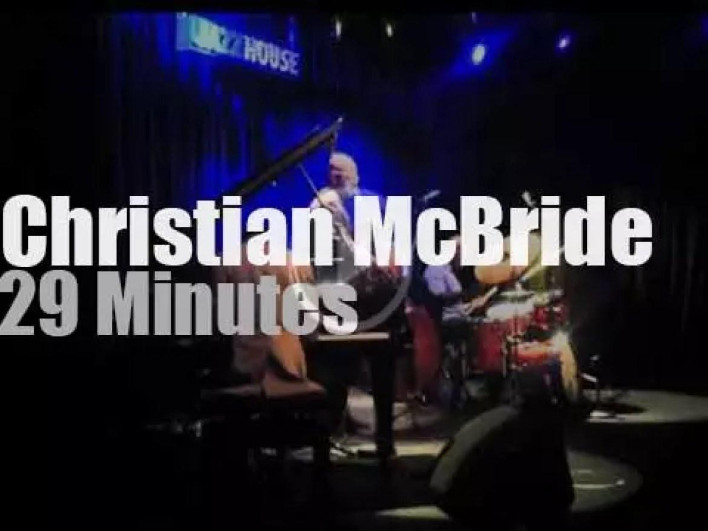 Christian McBride takes his Trio  to  Copenhagen (2014)