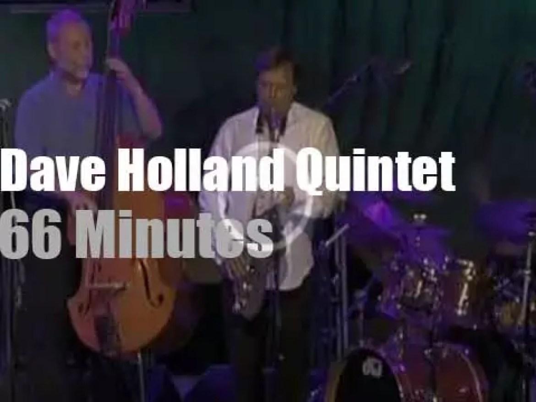 Dave Holland Quintet plays in Vitoria-Gasteiz (2007)