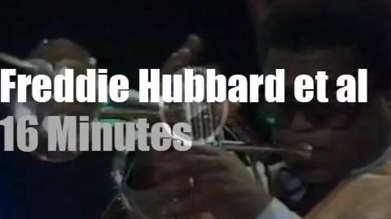 """Hubbard, Henderson et al are """"superstars"""" at  North Sea (1982)"""