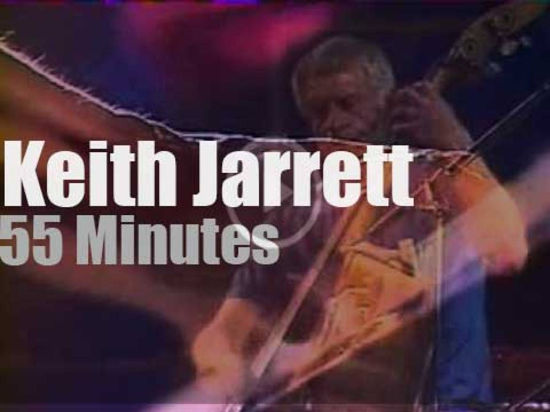 Keith Jarrett Trio  plays in  Juan Les Pins (1986)