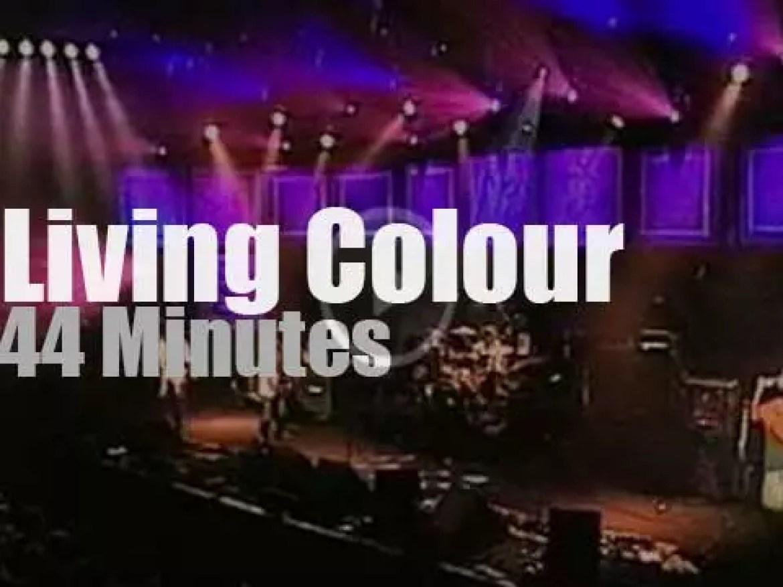Living Colour rock Montreux (2001)